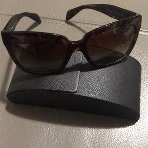 Prada glasses with box